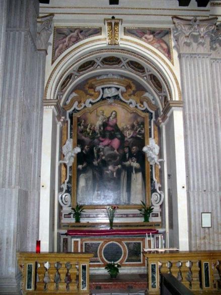 Cappella della beata Osanna in Duomo